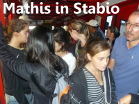 Klasse Mathis in Stabio TI
