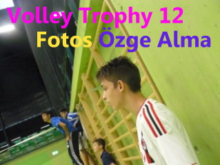 Volleyball Oezge Alma
